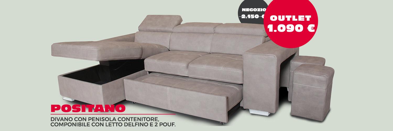 Fuori tutto il divano perfetto per il tuo salotto ad un prezzo vantaggioso - Outlet del divano assago ...