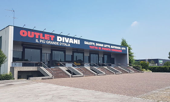 Outlet Divani Padova: scopri tutte le nostre esclusive proposte