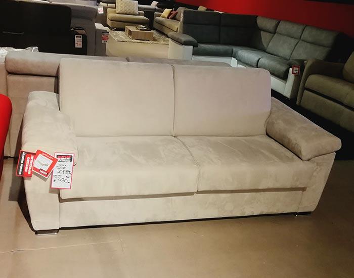 loreto outlet divani