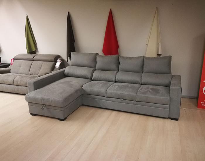 Divani melzo scopri tante proposte per impreziosire la tua area living - Divano letto marta ...