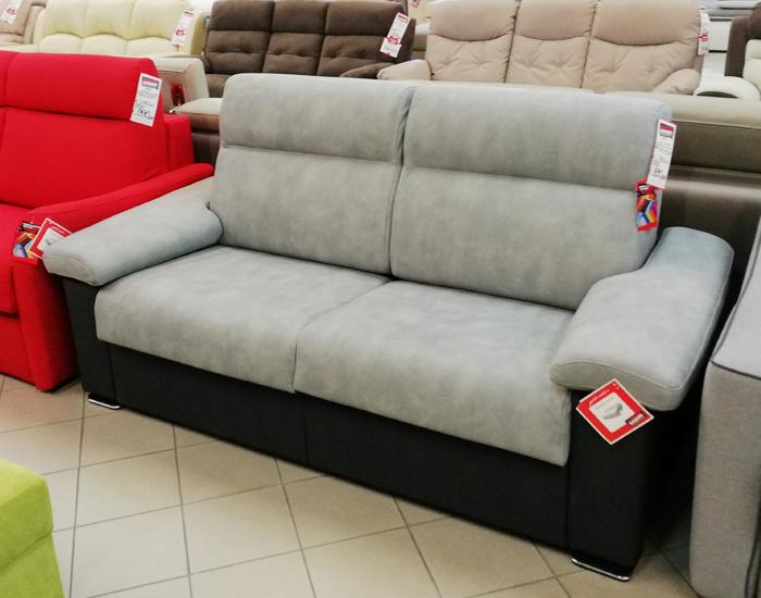 Outlet divani cossato il nuovo punto vendita dedicato ai for Divano letto con materasso