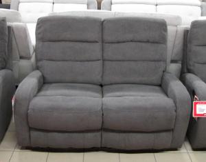 Stock Grey divano 2 posti