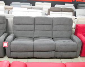 Stock Grey divano 3 posti